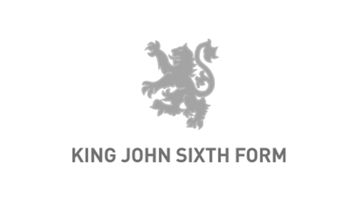 King John School logo